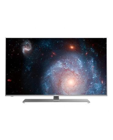 "Hisense H43A6570 LED TV 109,2 cm (43"") 4K Ultra HD Smart TV Wi-Fi Nero, Argento"