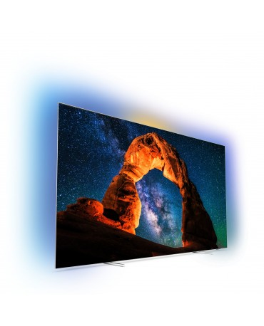 Philips Android TV OLED UHD 4K ultra sottile 55OLED803/12