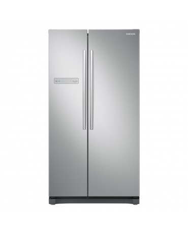 Samsung RS54N3003SA side-by-side refrigerator Freestanding Silver 535 L A+