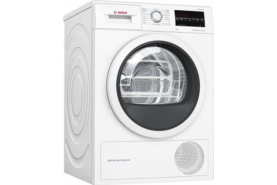Bosch WTW85448IT Libera installazione Carica frontale 8kg A++ Bianco asciugatrice