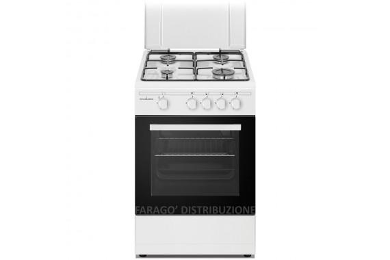 Schaub Lorenz SS450GW Piano cottura Gas Cl.A Bianco cucina