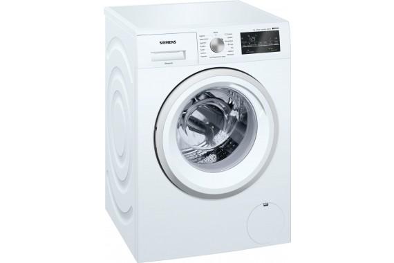 Siemens iQ500 WM12T459IT Libera installazione Carica frontale 9kg 1200Giri/min A+++-30% Bianco lavatrice