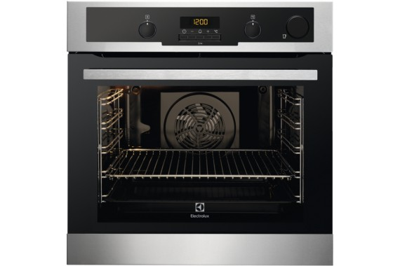 Electrolux EOC6611AOX forno Electric 72 L Black,Stainless steel A+