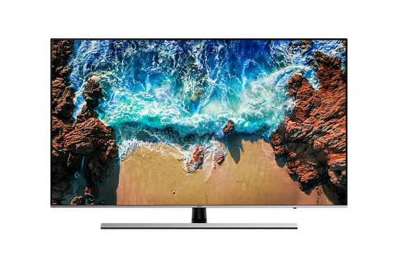 "Samsung Series 8 UE75NU8000TXZT LED TV 190.5 cm (75"") 4K Ultra HD Smart TV Wi-Fi Black, Silver"