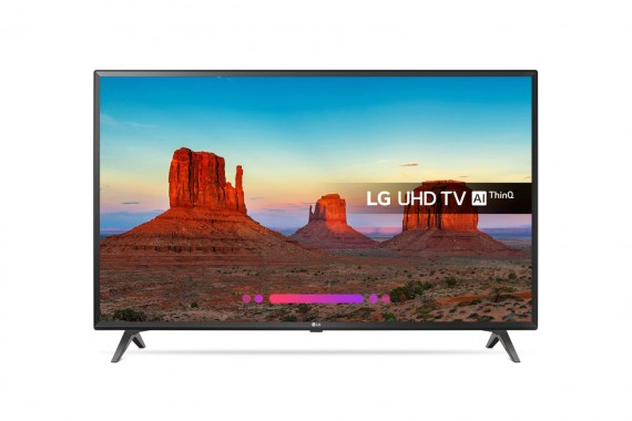 "LG 49UK6300PLB 49"" 4K Ultra HD Smart TV Wi-Fi Nero LED TV"