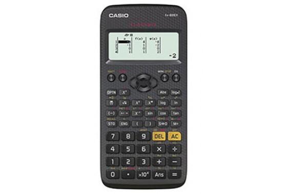 Casio FX-82EX Tasca Calcolatrice scientifica Nero calcolatrice