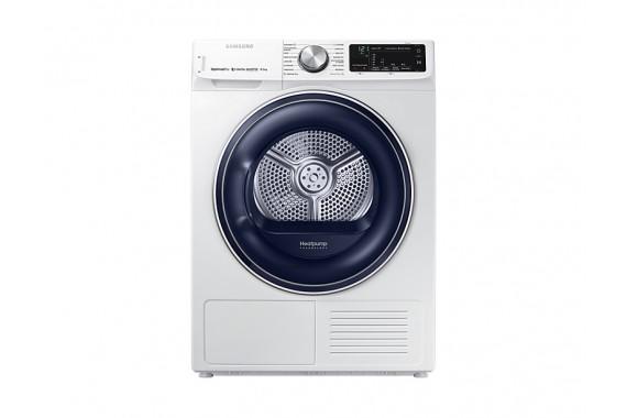 Samsung DV80N62532W/ET tumble dryer Front-load Freestanding White A+++