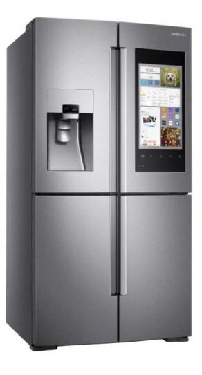 Samsung RF56M9540SR/EF Incasso 550L A+ Acciaio inossidabile ...