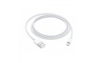 Apple MQUE2ZM 1m USB‑A Lightning Bianco cavo per cellulare