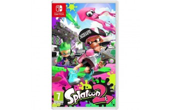 Nintendo Splatoon 2 SWITCH Videogame ITA