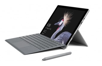 "Microsoft Nuovo Surface Pro 12.3"" 256GB I5 RAM 8GB Tablet Convertibile 2 in 1"