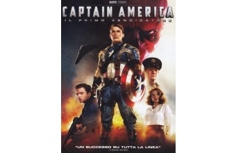 Walt Disney Captain America (Dvd)