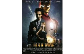 Walt Disney Iron Man (Dvd)
