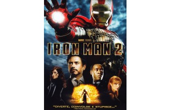 Walt Disney Iron Man 2 (Dvd)