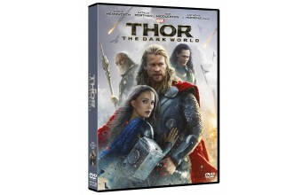 Walt Disney Thor - The Dark World (Dvd)