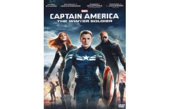 Walt Disney Captain America - The Winter Soldier (Dvd)