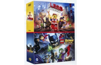 Warner Bros Lego Movie (The) / Lego - Batman - The Movie (2 DVD)