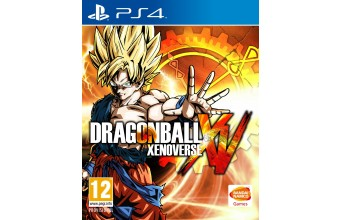 Namco Bandai Games Dragon Ball Xenoverse, PS4 Basico PlayStation 4 ITA videogioco