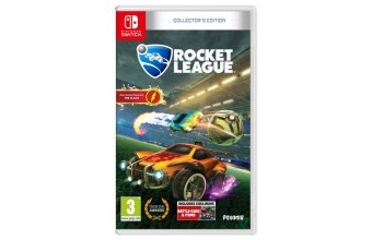 Warner Bros Rocket League Collector's Ed. Nintendo Switch Videogame ITA