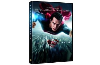 Warner Bros L'Uomo D'Acciaio (DVD)