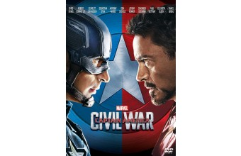 Walt Disney Captain America - Civil War (Dvd)