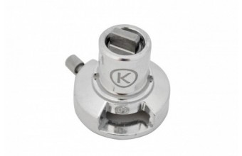 Kenwood Electronics KAT001ME Adattatore per Attacco Attrezzature TWIST ad attacco BAR