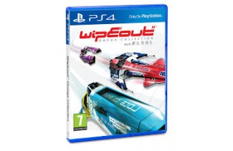 Sony Wipeout Omega Collection, PS4 Basico PlayStation 4 ITA videogioco