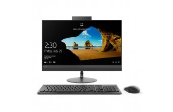 "Lenovo AIO 520-24AST F0D3001WIX 3.0GHz A9-9420 23"" 1920 x 1080Pixel Bianco PC All-in-one"