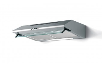 Best Pavia LUX XS 60 cm Total Inox Cappa sottopensile