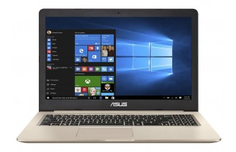 "Asus N580VD-FI523T 13.3"" Intel i7-855OU SSD 512GB RAM 16GB Notebook Oro Metalizzato"
