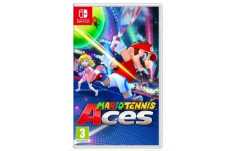 Nintendo Super Mario Tennis Aces Switch Videogame ITA