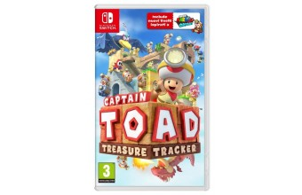 Nintendo Captain Toad - Treasure Tracker Switch ITA videogioco