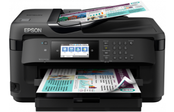 Epson WorkForce 7715DWF A3 fronte-retro 4-in-1 Stampante