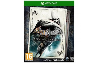 Warner Bros Batman: Return to Arkham, Xbox One ITA videogioco