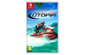 Big Ben AQUA MOTO RACING Nintendo Switch Videogame ITA