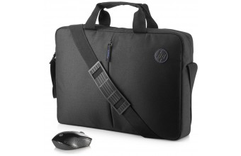 HP 2GJ35AA Kit Borsa + Mouse Wireless