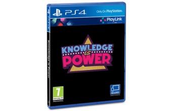 Sony SAPERE È POTERE PS4 videogame ITA