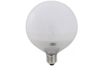 Beghelli lampadina 56083 E GLOBO LED O 15W230VE27 4000K