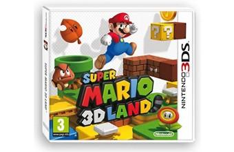 Nintendo Super Mario Land 3D Select Nintendo 3DS Videogame ITA