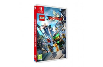 Warner Bros Lego NinjaGo The Movie Nintendo Switch Videogame ITA