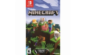 Nintendo Minecraft Switch Videogame ITA