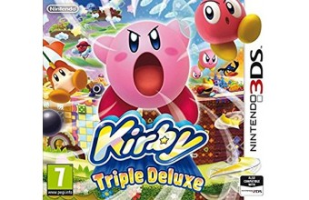 Nintendo Kirby Triple Deluxe Nintendo 3DS Videogame ITA