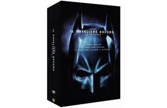 Warner Bros Il Cavaliere Oscuro - Trilogia (3 Dvd)