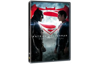 Warner Bros Batman Vs Superman: Dawn Of Justice- DVD film