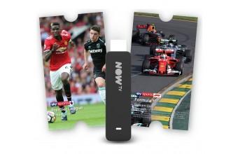 Sky NOW TV Smart Stick (1 Mese di Sport Incluso)