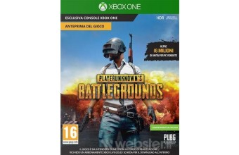Microsoft PlayerUnknown's Battlegrounds (download) - Xbox One