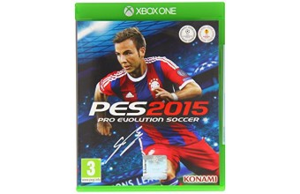 Halifax PES 2015 Day One Edition Xbox One Videogame ITA