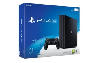 Sony PS4 Pro 1TB chassis B 1000GB Wi-Fi Nero