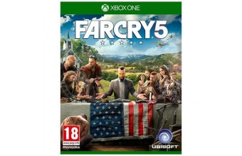 Ubisoft Far Cry 5, Xbox One ITA