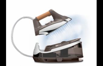 Rowenta Easy Steam VR7261 2200 Watt 1.2L Bianco beige, Ferro da stiro a caldaia